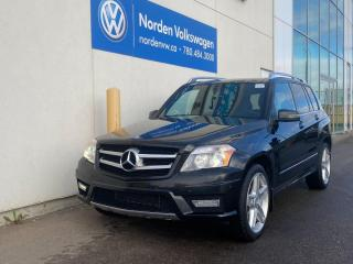 Used 2011 Mercedes-Benz GLK-Class GLK 350 AWD - HEATED SEATS / LOADED / LEATHER for sale in Edmonton, AB