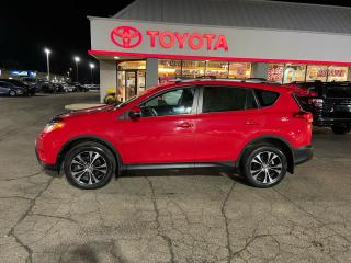 Used 2015 Toyota RAV4 XLE  Special Edition for sale in Cambridge, ON