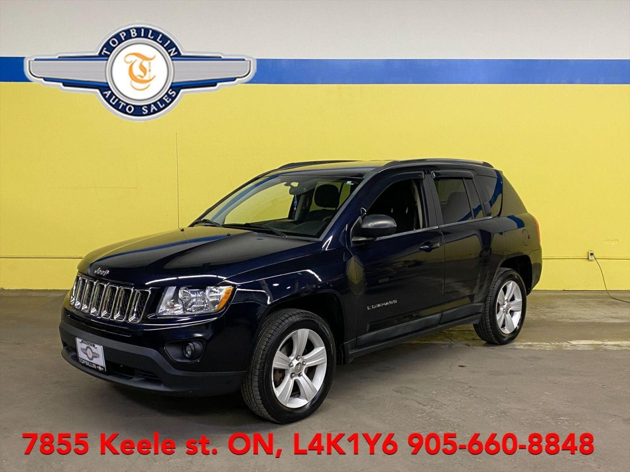 2011 Jeep Compass North Edition, 2 Years Warranty