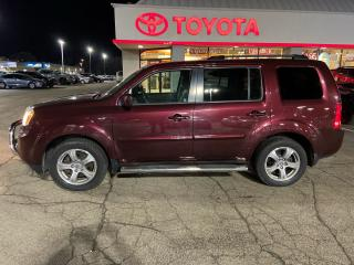Used 2013 Honda Pilot EX 4WD for sale in Cambridge, ON