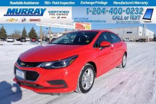 Used 2018 Chevrolet Cruze *Remote Start* Heated Seats*Bluetooth*Backup Cam* for sale in Brandon, MB