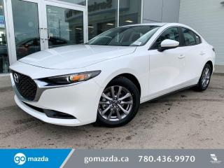 New 2021 Mazda MAZDA3 GX for sale in Edmonton, AB