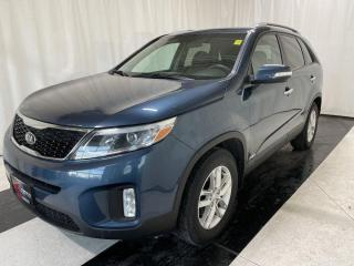 Used 2014 Kia Sorento 2.4L LX AWD *Collision Free, Always Owned In MB!* for sale in Winnipeg, MB
