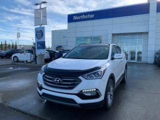 Used 2017 Hyundai Santa Fe Sport ULTIMATE/COOLED SEATS/NAV/ADAPTIVE CRUISE/LANE DEPARTURE for sale in Edmonton, AB