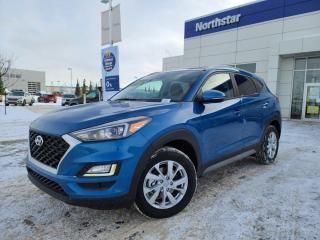 New 2021 Hyundai Tucson PREFERRED-APPLE CAR PLAY/ BACK UP CAM/ HEATED STEERING WHEEL/ BLUETOOTH for sale in Edmonton, AB