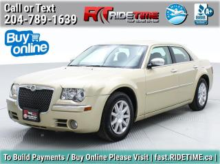 Used 2010 Chrysler 300 LIMITED for sale in Winnipeg, MB