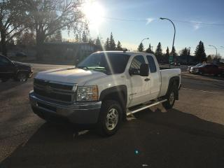 Used 2011 Chevrolet Silverado 2500 HD LT for sale in Outlook, SK