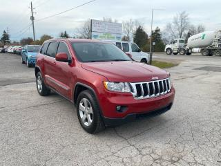 Used 2011 Jeep Grand Cherokee Laredo  - Leather for sale in Komoka, ON