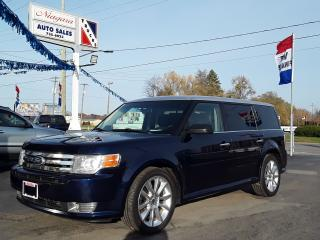 Used 2011 Ford Flex limited 7 passenger for sale in Welland, ON