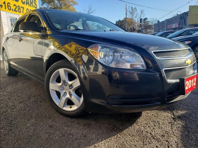 2012 Chevrolet Malibu Power Group/Power Driver Seat/LS