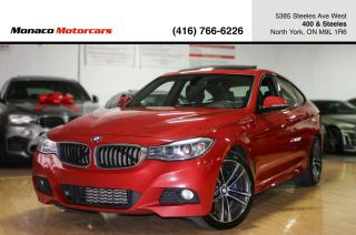 Used 2015 BMW 3 Series 335i xDrive Gran Turismo - M PKG|PANO|NAVI|BACKUP for sale in North York, ON