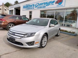Used 2012 Ford Fusion SEL for sale in St. Jacobs, ON