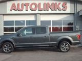 Photo of Charcoal Grey 2015 Ford F-150