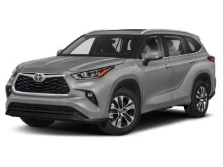 New 2020 Toyota Highlander XLE AWD for sale in Portage la Prairie, MB