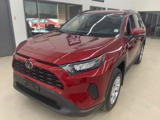 New 2020 Toyota RAV4 LE for sale in Portage la Prairie, MB