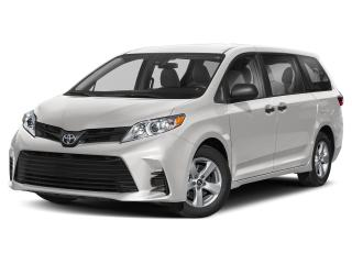 New 2020 Toyota Sienna LE AWD 7-PASS for sale in Portage la Prairie, MB