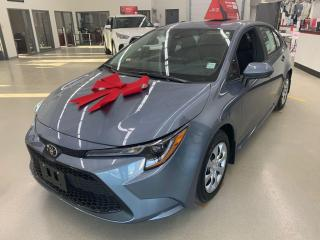 New 2021 Toyota Corolla LE for sale in Portage la Prairie, MB