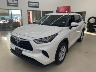 New 2020 Toyota Highlander LE AWD for sale in Portage la Prairie, MB