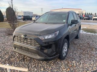 New 2020 Toyota RAV4 LE AWD for sale in Portage la Prairie, MB