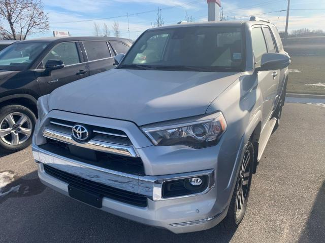 2021 Toyota 4Runner 4WD LIMITED