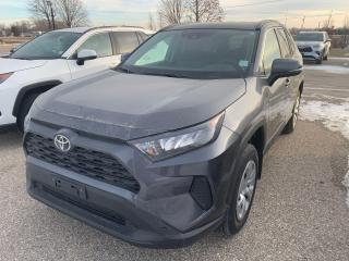 New 2021 Toyota RAV4 LE AWD for sale in Portage la Prairie, MB