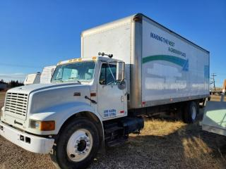 Used 1998 International 4700 for sale in North Battleford, SK