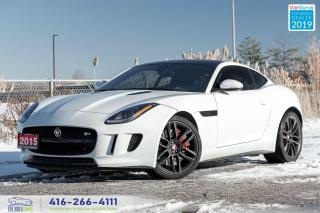 Used 2015 Jaguar F-Type V8 R|Clean Carfax|Ontario vehicle|Service records| for sale in Bolton, ON