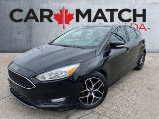 Used 2016 Ford Focus SE / AUTO / ALLOY'S / NO ACCIDENTS for sale in Cambridge, ON