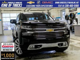 New 2021 Chevrolet Silverado 1500 High Country for sale in Kindersley, SK