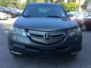 Used 2007 Acura MDX for sale in Scarborough, ON