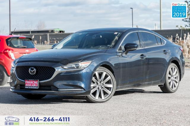 2018 Mazda MAZDA6 GT|Reserve|Leather|
