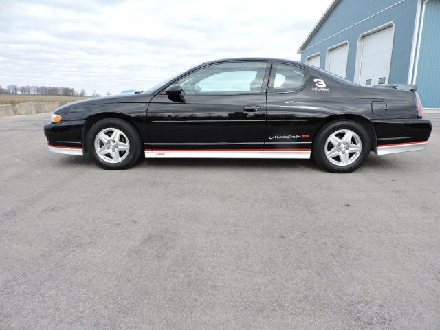 2002 Chevrolet Monte Carlo SS Dale Earnhardt Signature Edition
