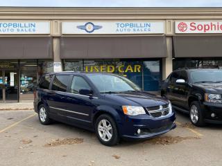 Used 2012 Dodge Grand Caravan Crew, 2 Year Powertrain Warranty for sale in Vaughan, ON