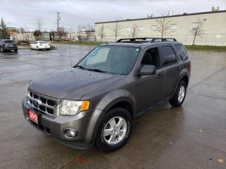 Used 2012 Ford Escape XLT, Leather Sunroof, 3 Year warranty availab for sale in Toronto, ON