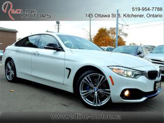 Used 2015 BMW 4 Series 428i xDrive GranCoupe.Navi.Camera.ParkAssist for sale in Kitchener, ON