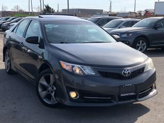 Used 2012 Toyota Camry SE NO ACCIDENTS for sale in Oakville, ON