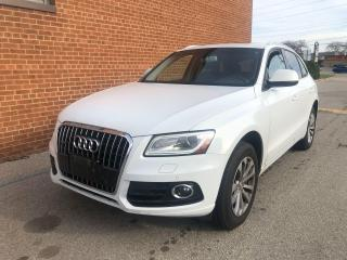 Used 2014 Audi Q5 1 OWNER 3.0L TDI DIESEL Technik NAVI/CAMERA for sale in Oakville, ON