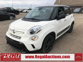 Used 2015 Fiat 500 L TREKKING 4D HATCHBACK 1.4L for sale in Calgary, AB