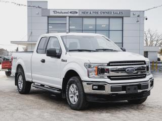 Used 2018 Ford F-150 XLT TRAILER TOW | BACK UP CAM for sale in Winnipeg, MB