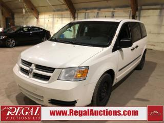 Used 2010 Dodge Grand Caravan 4D Cargo VAN 2WD for sale in Calgary, AB