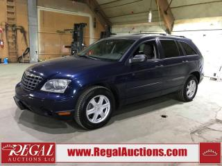Used 2005 Chrysler Pacifica 4D Utility 2WD for sale in Calgary, AB