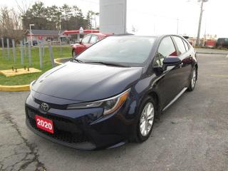 Used 2020 Toyota Corolla LE WITH SUNROOF/ ALLOYS for sale in Gloucester, ON