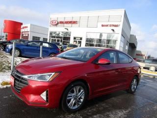 Used 2019 Hyundai Elantra Preferred for sale in Gloucester, ON