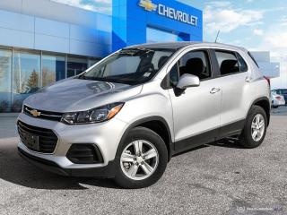 New 2020 Chevrolet Trax LS Final 2020 Clearance! for sale in Winnipeg, MB