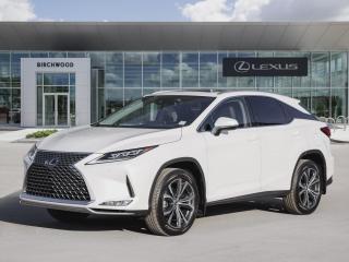 New 2021 Lexus RX 350 Luxury for sale in Winnipeg, MB