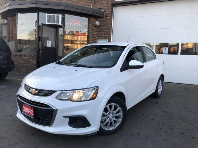 2018 Chevrolet Sonic LT-BLUETOOTH-BACKUP CAMERA*CERTIFIED*