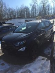 Used 2018 Ford EcoSport SES for sale in North Bay, ON