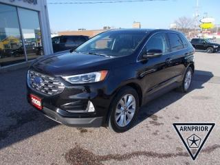 Used 2020 Ford Edge Titanium for sale in Arnprior, ON