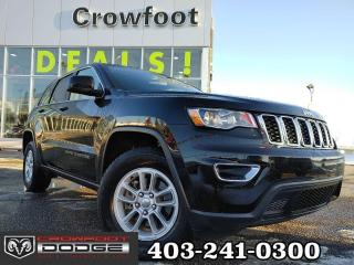 Used 2020 Jeep Grand Cherokee LAREDO WITH NAVIGATION 4X4 for sale in Calgary, AB