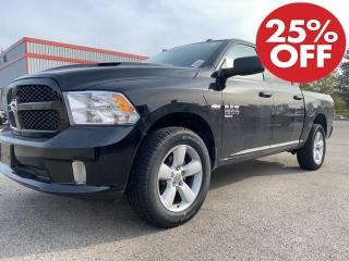 New 2020 RAM 1500 Classic Express | Sub Zero Pkg | Bedliner | Hitch | for sale in Mitchell, ON